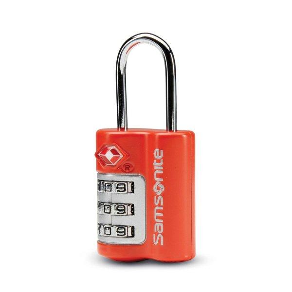 TSA海关通行专业箱包密码锁