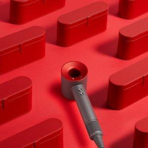 $499.99(价值$549.99)Dyson 鼠年限定 中国红吹风机礼盒 黑科技盘点 建议收藏