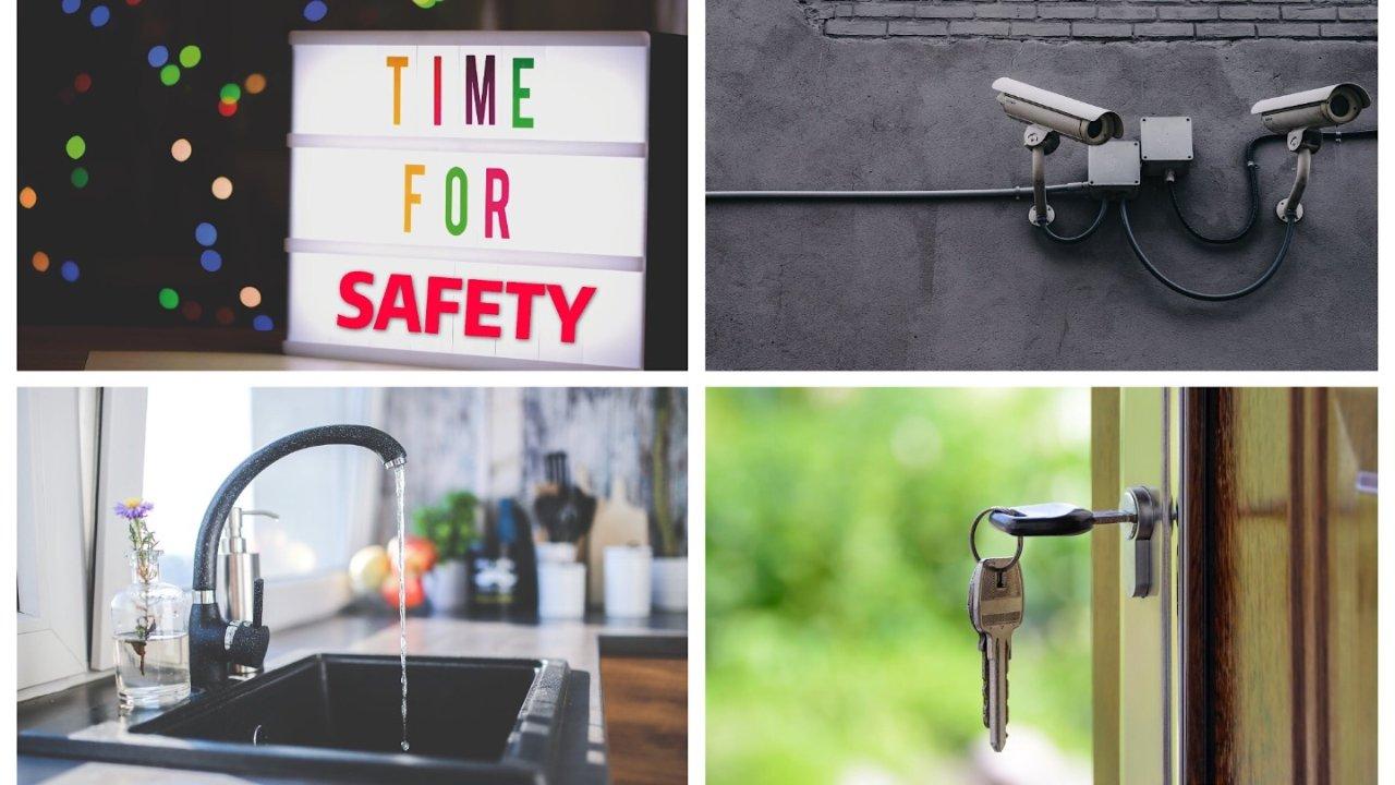 安全防盗 | 女生一人居家安全防盗经验常识分享