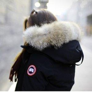 变相6.6折 $831 (官网$1250)补货:Canada Goose Shelburne 女士派克大衣好价 4色选