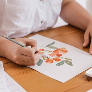 $3.56起 宅家搞艺术创作Walmart 绘画工具热卖,素描、铅笔画、水彩、油画统统安排
