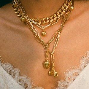 满额7.8折!狮子项链€163收Alighieri 英国小众轻奢首饰品牌 杨采钰也pick的仙女首饰