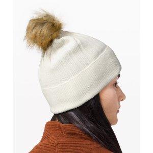 LululemonPom Perfection 帽子