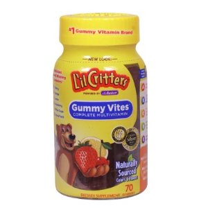 From $5.39L'il Critters Vitamins For Kids @ Vitacost