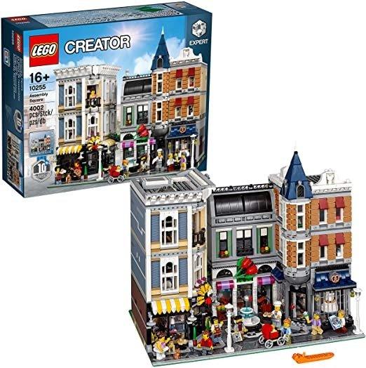 集合广场 10255 Building Kit