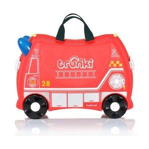 $39.99(原价$54.99)起英国品牌 Trunki 儿童可滑行坐骑式多功能行李箱,可登机