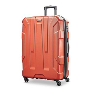 $99Samsonite Centric Expandable Hardside Luggage with Spinner Wheels