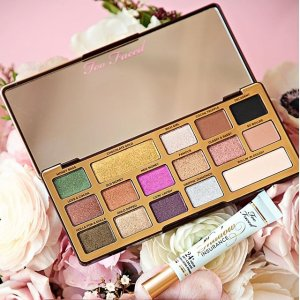 40% Off + Free ShippingHSN Too Faced Chocolate Gold Eyeshadow Palette