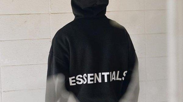 必抢榜!Essentials新款开抢!