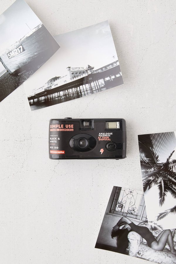 简易黑白相机 35mm