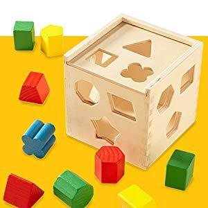 $10.85起  在玩乐中学习认知Melissa & Doug 儿童木制玩具限时热卖