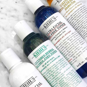 Last Day: Get $20 off with $65+ Toners Purchase @ Kiehl's