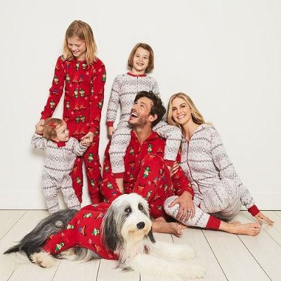 Family Pajamas Parents   Kids Matching PJs Sale   macys.com Starting at   9.99 - Dealmoon 62201dc6f