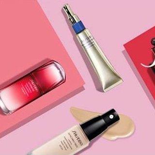 低至6.3折+额外8折Unineed 中文网 Shiseido 美妆护肤产品热卖 ¥857收红腰子75ml