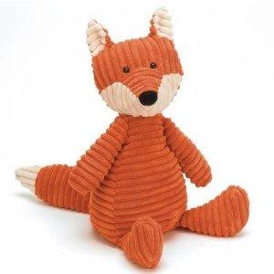 Jellycat狐狸公仔