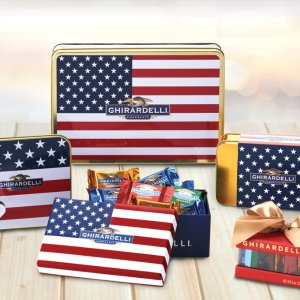 25% offGhirardelli 4th of July Sale on USA collection