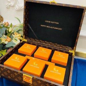 LV/Gucci/Dior/Hermes中秋限定全球20大奢侈品牌中秋月饼礼盒 去年VS今年 饱眼福啦