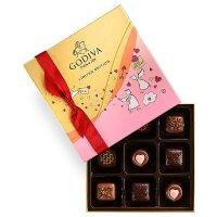 Godiva 巧克力礼盒9粒