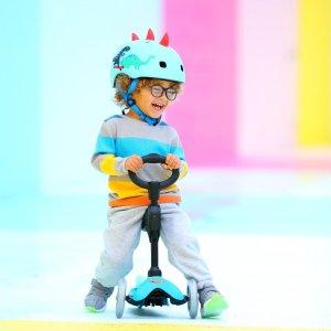 变相7.5折 其它网站多无折扣瑞士米高 Micro儿童升降型滑板车热卖,买过都夸顺滑好骑