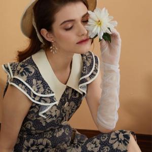 5折起 £22收蕾丝蛋糕裙Miss Patina 夏季大促上新 英伦仙女风连衣裙 限时超好价