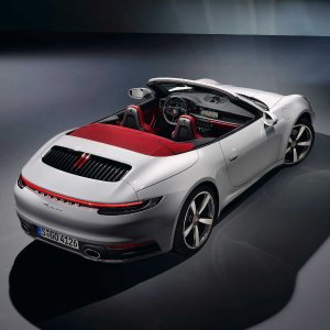 官图配色竟然这么美2020 Porsche 911 保时捷跑车正式发售
