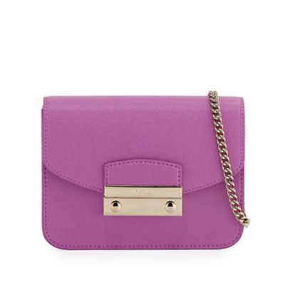 51a8df727a96 Furla Julia Mini Saffiano Leather Crossbody Bag Extra 50% Off - Dealmoon