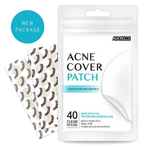 $8.08 Amazon's ChoiceAvarelle Acne Absorbing Cover Patch Hydrocolloid
