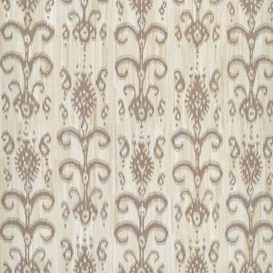 Ikat Flat Weave 羊毛装饰地毯 10'x14'