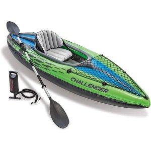 史低价Intex Kayak 充气独木舟