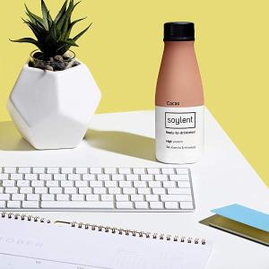 现价£19.5(原价£39)Soylent 即开即饮型代餐饮料 12支装热促 414ml/瓶