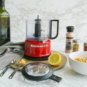 $48.98(原价$79.98)KitchenAid 食物料理机 全能剁切料理 厨房好帮手