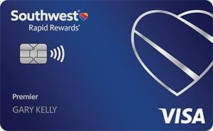 Earn up to 80,000 points.Southwest Rapid Rewards® Premier Credit Card