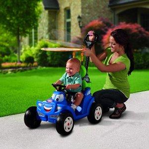 $44.97(原价$89.99)Little Tikes 二合一儿童豪华推车