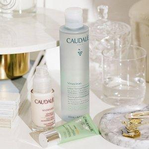 低至75折+送面霜+镇定3件套+美白三件套Caudalie 欧缇丽 全新美白精华€39、150ml新款爽肤水仅€18