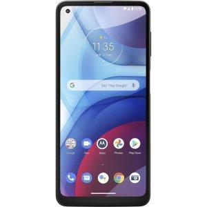 Boost Mobile 64GB Motorola Moto G Power Smartphone (2021 Model)