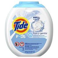 Tide PODS 高效温和洗衣球  81颗