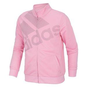 低至6折Adidas 儿童运动服饰特卖 成人也可穿大童码