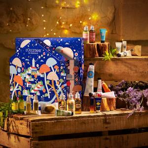 €63就收兰蔻彩妆日历Galeria 2021圣诞日历来啦 每天一份惊喜 一次试遍24种 持续更新