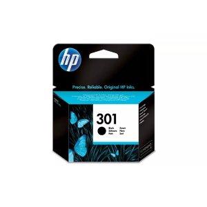 HP黑色、彩色、组合装打印机墨盒 301