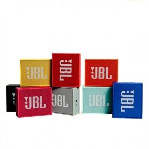 $19.95 (原价$39.95)JBL GO 便携蓝牙音箱 8色可选