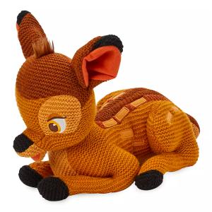 DisneyBambi Knit Plush - 12 1/2'' - Limited Release | shopDisney