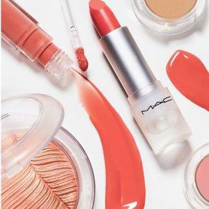 MAC Cosmetics官网 全场美妆促销 免费隔日送达