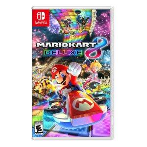 $41.99 (原价$59.99)《马里奥赛车8》Nintendo Switch 数字版