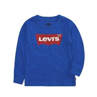 $5.19Levi's 儿童服装,收100%纯棉长袖T恤