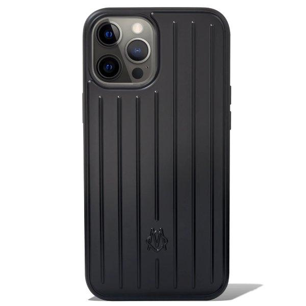 新款黑色磨砂雾面 iPhone 12 Pro Max 手机壳