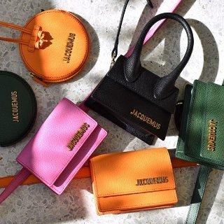 新品 收经典迷你挎包Jacquemus 新款热卖 超Q迷你包引领时尚新潮流