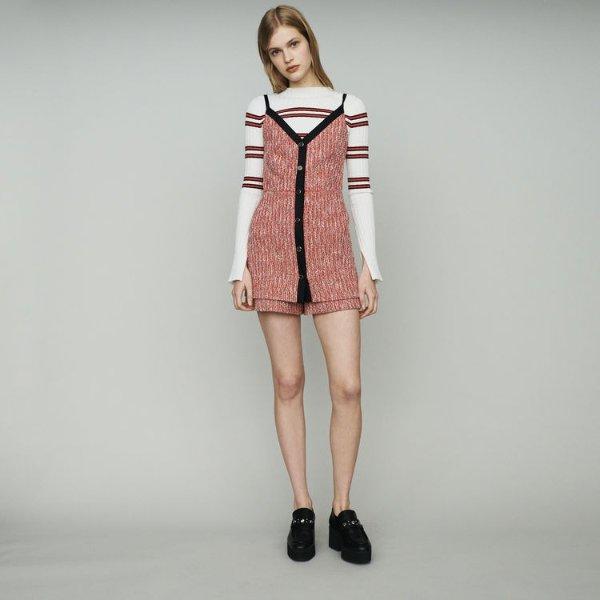 网红连衣裙裤
