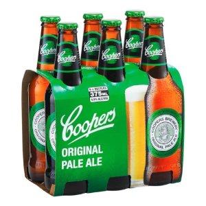 啤酒 6x375ml