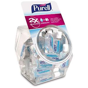 $33.86 每瓶仅需$0.93补货:PURELL 免洗洗手液旅行装 每瓶1盎司,共36瓶