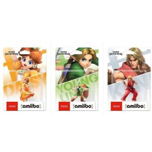 $15.99Smash Bros Amiibo for Young Link, Daisy & Ken